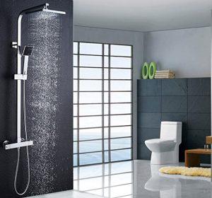 Critères choix colonne de douche